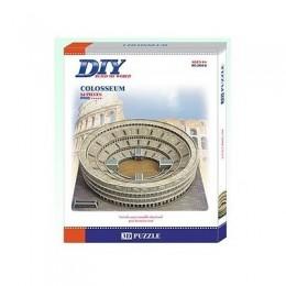 Colosseum Model 3D - Educational Puzzle