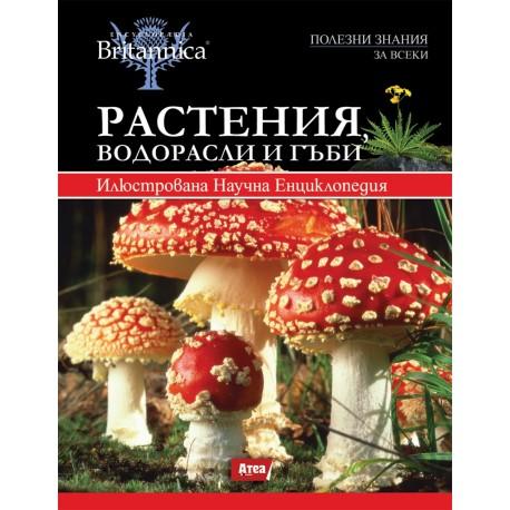 РАСТЕНИЯ, ВОДОРАСЛИ И ГЪБИ - Илюстрована Научна Енциклопедия