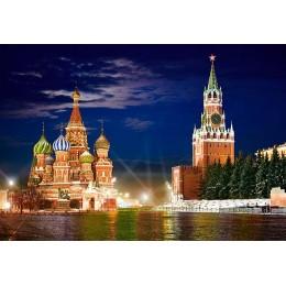 Червеният площад в Москва, Русия