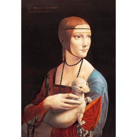 Lady with the Ermine