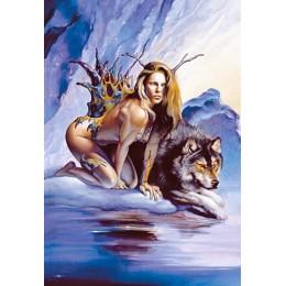 Жената-вълк