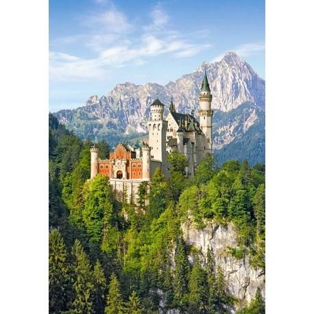 Замъкът Нойшванщайн, Германия