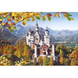 Пъзел - Neuschwanstein Castle, Germany