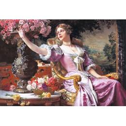 Дамата с пурпурната рокля Владислав Чахорски