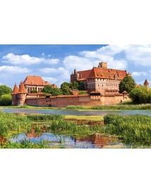 Пъзел - Malbork Castle, Poland
