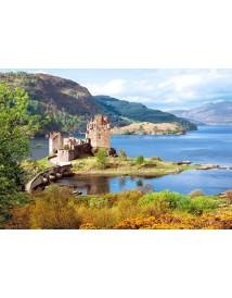 Пъзел - Eilean Donan Castle, Scotland