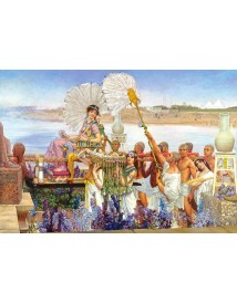 Пъзел - The Finding of Moses Sir Lawrence Alma-Tadema
