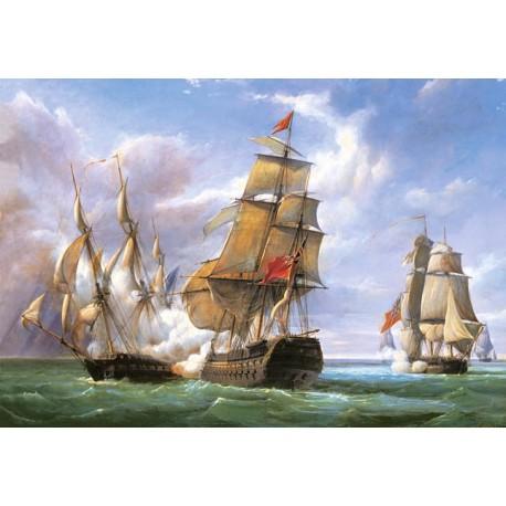 Нападение над френска фрегата