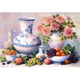 Пъзел - Fruit Salad Days, Trisha Hardwick
