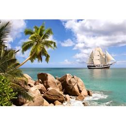 Пъзел - Sailing in Paradise