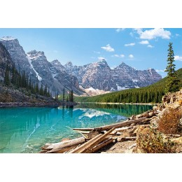 Пъзел - Moraine Lake, Banff National Park, Canada