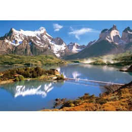 Пъзел - Torres del Paine, Patagonia, Chile
