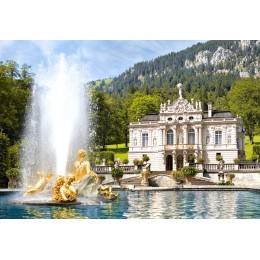 Пъзел - Linderhoff Palace, Germany