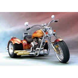 Пъзел - Chariot of Roads