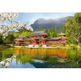 Пъзел - Replica of the Old Byodoin Temple