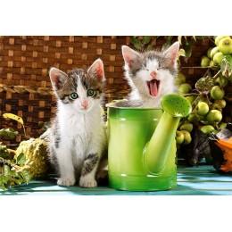 Пъзел - Little Gardeners