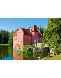 Пъзел - Cervena Lotha Castle, Czech Republic