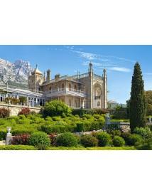 Пъзел - Vorontsov Palace, Crimea