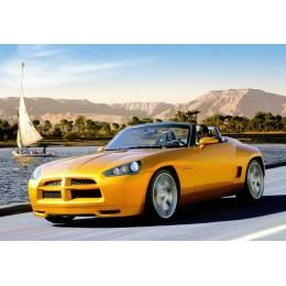 Пъзел - Dodge Demon concept car