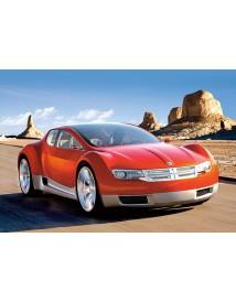 Пъзел - Dodge Zeo - concept car