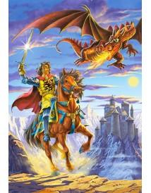 Пъзел - Fighting the Dragon