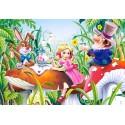 Пъзел - Alice in Wonderland