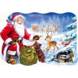 Пъзел - Santa Claus