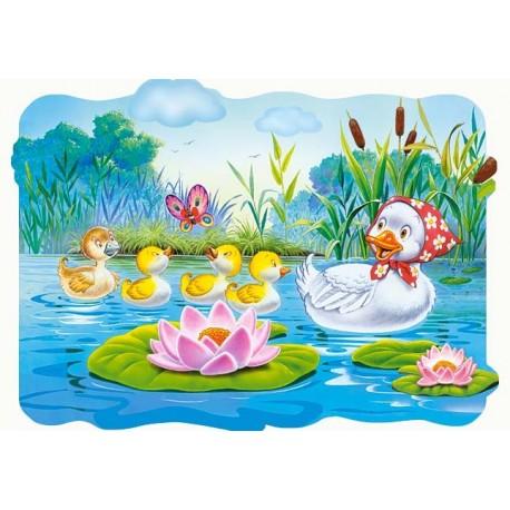 Пъзел - The Ugly Duckling