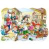 Пъзел - Snow White and the Seven Dwarfs