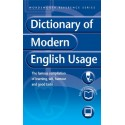 A Dictionary of Modern English Usage (Wordsworth Reference)