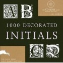 1000 Decorated Initials