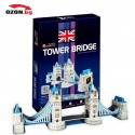 Триизмерен пъзел Tower Bridge