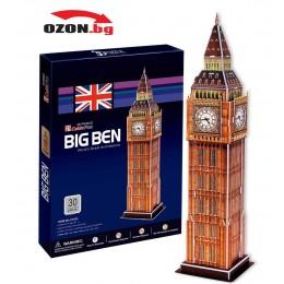 Триизмерен пъзел Big Ben