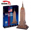 Триизмерен пъзел Empire State Building