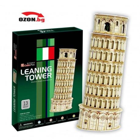 Триизмерен пъзел Leaning Tower
