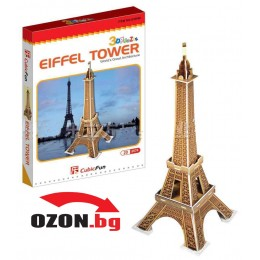 Триизмерен 3D пъзел S3006h Eiffel Tower