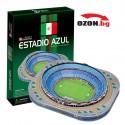 Триизмерен 3D пъзел Estadio Azul of Mexico