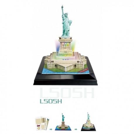 Statue of Liberty(U.S.A) - светещ