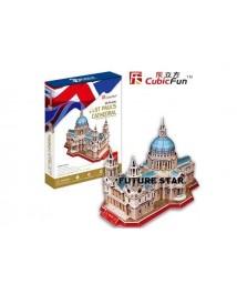 Saint Paul's Cathedral - 3D