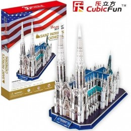 Saint Patrick's Cathedral - 3D