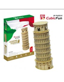 Leaning Tower(ltaly) - 3D