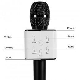 Безжичен многофункционален микрофон