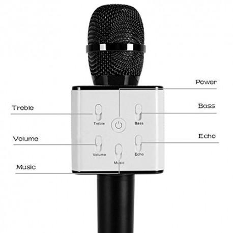 Безжичен многофункционален микрофон - Biaba