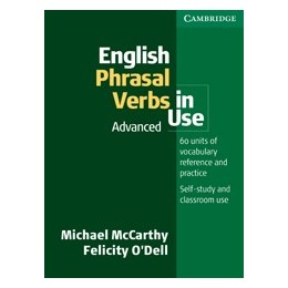 English Phrasal Verbs in Use. Advanced Book