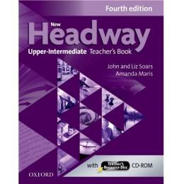 Headway 4E Upper - Intermediate Teacher's Book & Teachers RES CD - ROM Pack