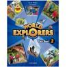Английски език за 3 - 4. клас World Explorers 2 CB