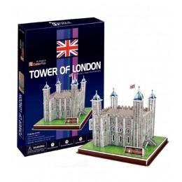 Триизмерен 3D пъзел Tower of London