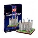 Триизмерен 3D пъзел Tower of London